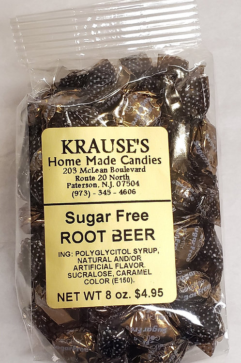 Golightly Sugar-Free Root Beer Candies