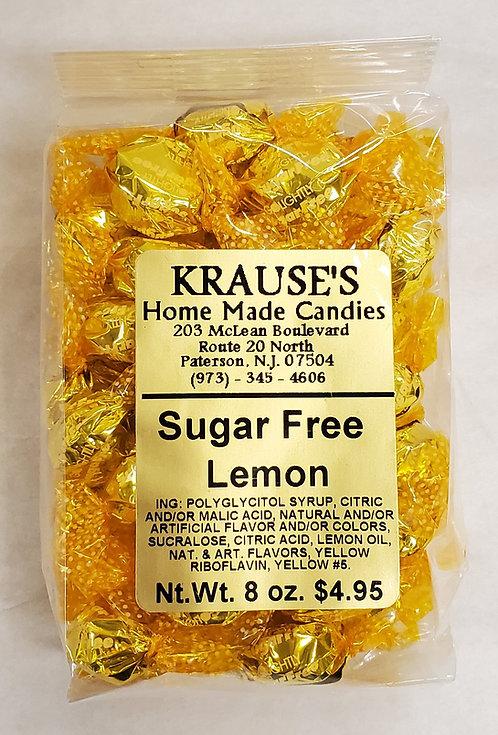 Golightly Sugar-Free Lemon Hard Candy