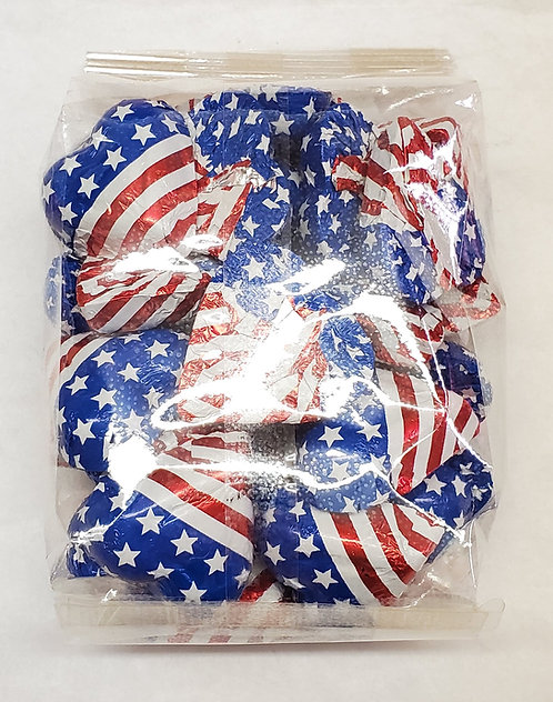 Milk Chocolate American Hearts