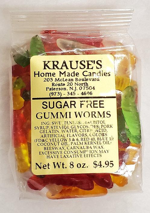 Sugar-Free Gummi Worms