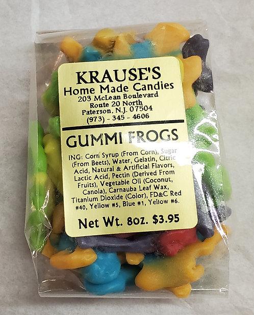 Gummi Frogs