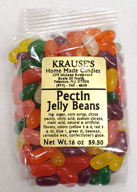 16 oz. Pectin Jelly Beans