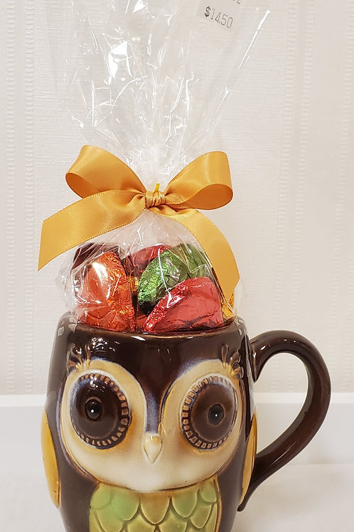 Brown Owl Mug