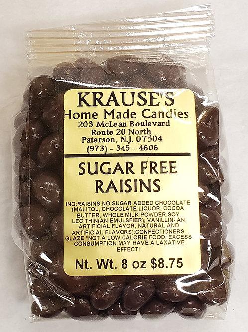 Sugar Free Milk Chocolate Raisins