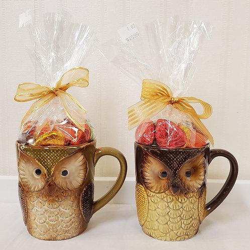 Jumbo Owl Mug