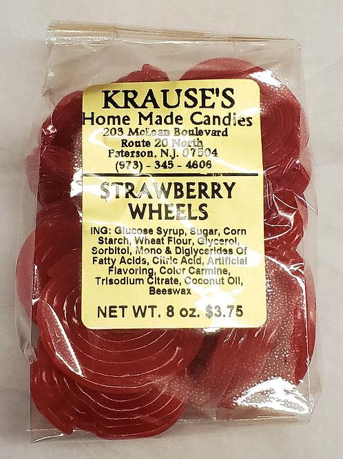 Strawberry Wheels