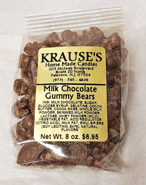 Chocolate Gummi Bears