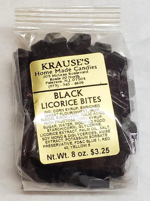 Licorice Bites