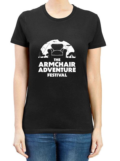 Armchair Adventure Festival T-Shirt (Womens)