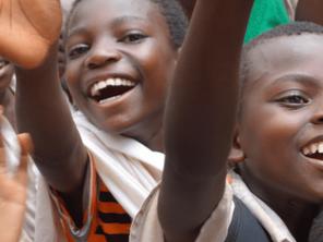 We're raising money for brighter futures