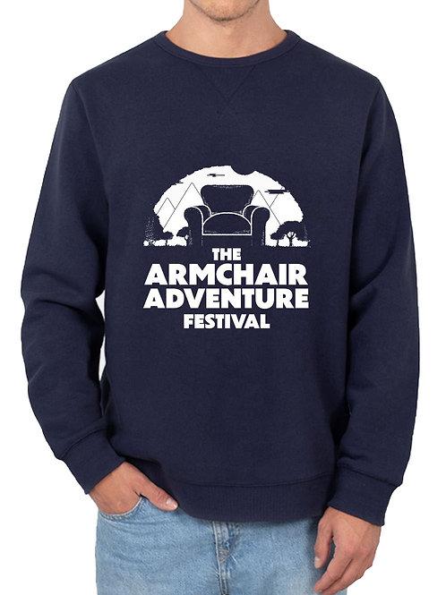 Armchair Adventure Festival Sweatshirt