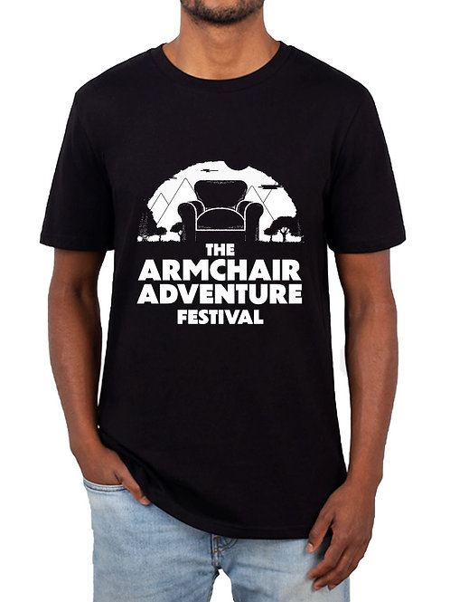 Armchair Adventure Festival T-Shirt
