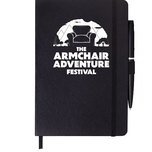 Armchair Adventure Festival Notebook