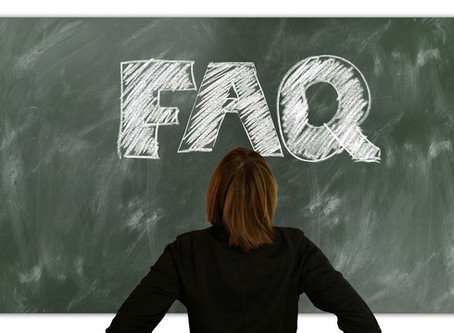 Personal Interview Frequently Asked Questions (FAQs)