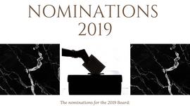Nominations 2019