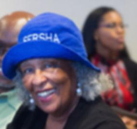 SERSHA member all smiles
