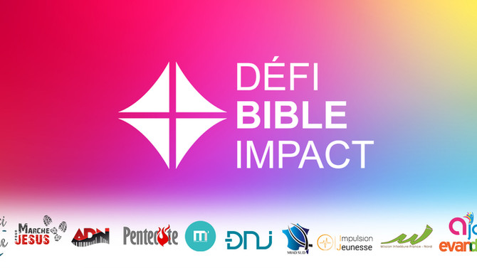 DÉFI BIBLE IMPACT