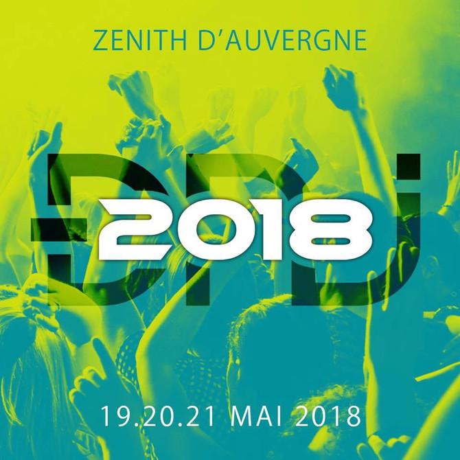 DNJ 2018 - À ne pas manquer ! (penser à vous inscrire)