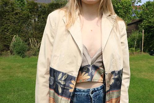 upcycled summer jacket