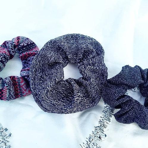 Festive scrunchies package