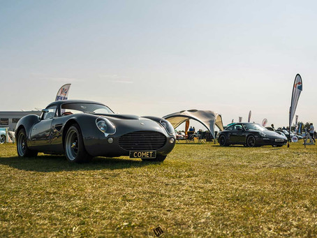 A much-needed weekend tonic at Bicester Heritage