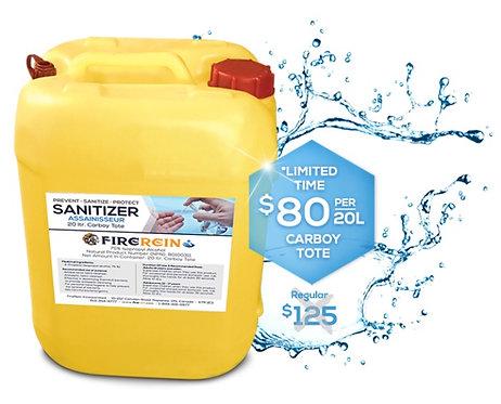 FireRein Hand Sanitizer