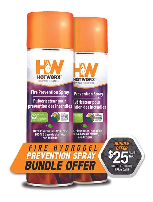 HotWorx™ Fire Prevention Spray