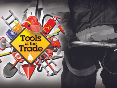 TOOLS OF THE TRADE: THE HALLIGAN BAR