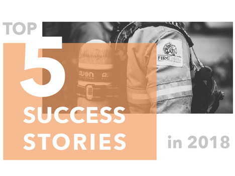 Top 5 Success Stories in 2018