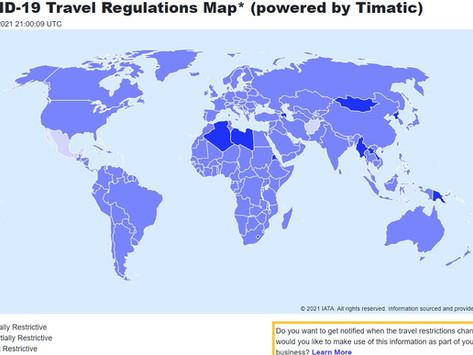 ¿Vas a viajar durante la #pandemia?, esto te interesa.