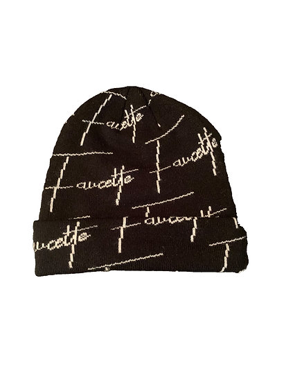"The ""Faucette Black"" Skully"
