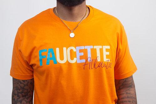 Atlanta Faucette Multi-Colored T-shirt
