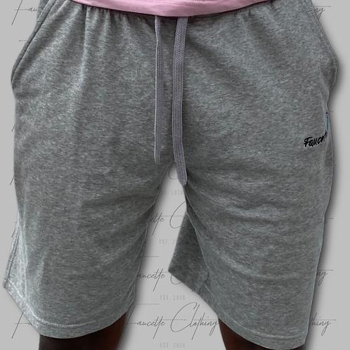 OG Shorts (Grey/Emerald)