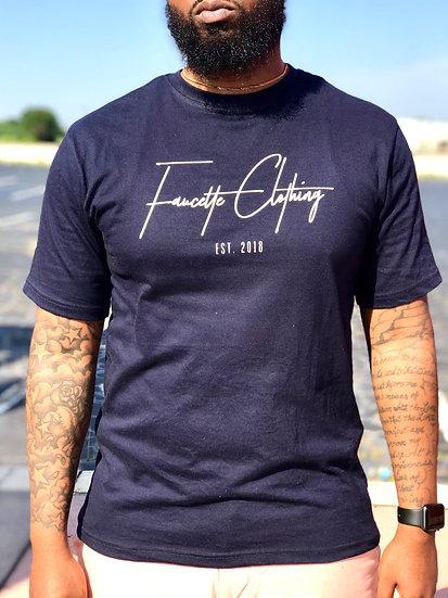 Navy Inaugural Short Sleeve Shirt