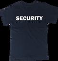 T-shirt manica corta stampa bianca