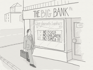 Business Lending Bias