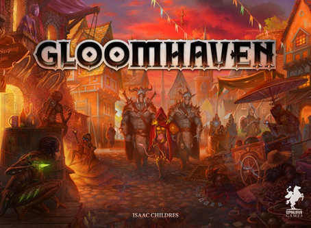 E5   Games   Gloomhaven Starting Classes