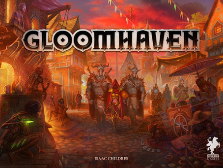 E5 | Games | Gloomhaven Starting Classes