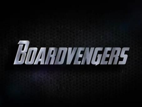 E39   Hosting: Boardvengers Ep. 4!