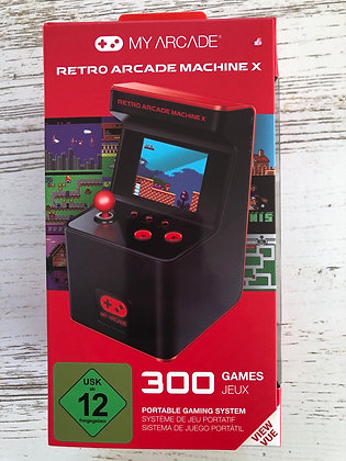 Mini rétro arcade 300 jeux