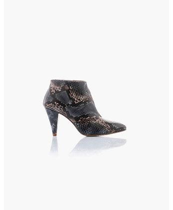 Sheen boots cuir