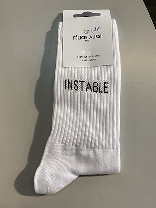Chaussettes hommes instable 40/45