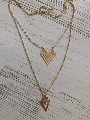 Double collier