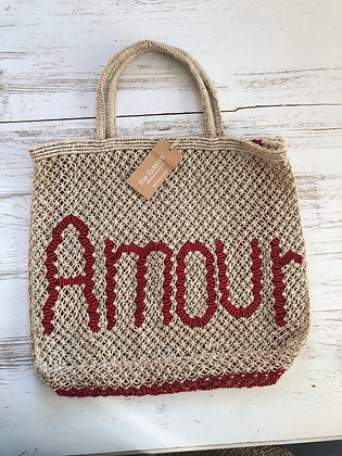 Sac Amour The Jacksons grand modèle