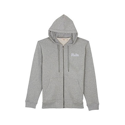 Sweat zip gris Kulte