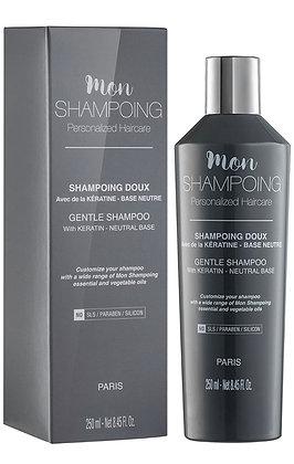 Shampoing doux à la kératine