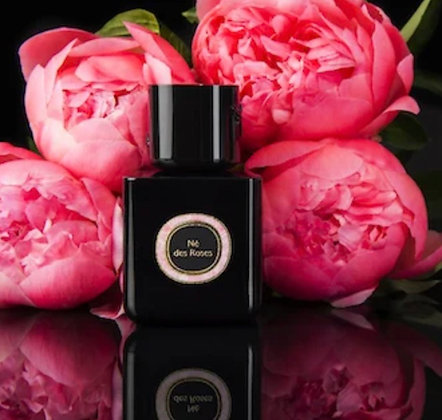 Extrait de parfum Né des roses