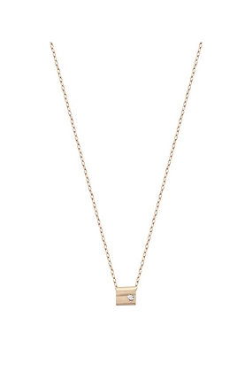 Collier mini carré Lsonge