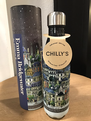 Bouteille isotherme Paris CHILLY'S 500ml