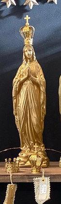 Vierge ciergerie disponible en plusieurs couleurs
